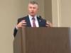 7_Col Michael Teague Oklahoma Secretary of Energy  Environment speaking to #EFO26 today