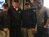 5_#EFO27 golf 3rd place  Hill Dexter Moore  Hightower